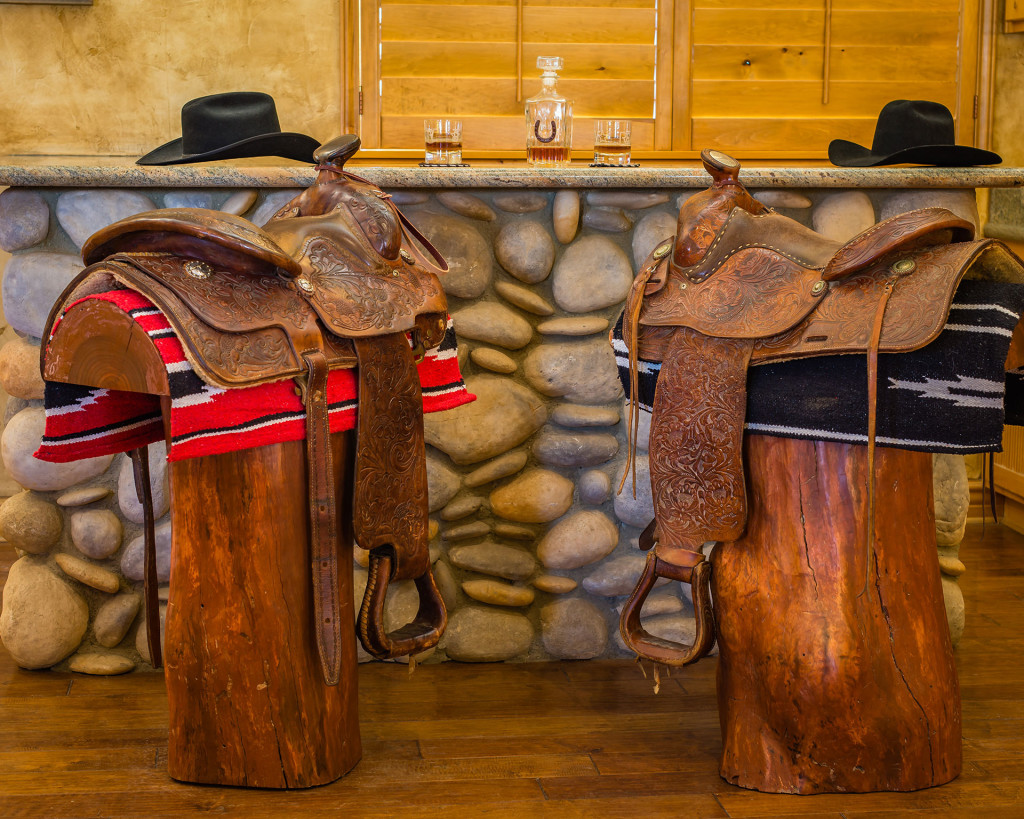 Cowboy Western Saddle Bar Stools Ponderosa Ranch Outfitters